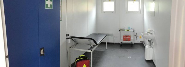 Sanitätscontainer BGI 509