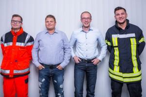 Weltweit einsatzbereit - das Team der DiG GmbH