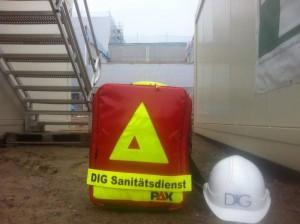 Betriebssanitäter in Speyer
