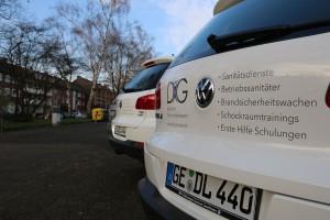 Neue Fahrzeuge der DiG GmbH