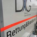 GW-SAN-DiG Sanitätsdienst-Unser Sanitätsdienst bietet zum Beispiel: - Brandsicherheitswache für Baustellen, Industrieanlagen, Veranstaltungen & Theater - Betriebssanitäter für Baustellen und Industrieanlagen - Sanitätscontainer / Erste-Hilfe Container gemäß BGI 509 / ASR 4.3 - Ausbildung zum Brandschutzhelfer / Brandschutzhelfer-Kurs (im Sinne der DGUV-I 205-023)