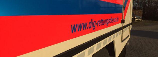 Sanitätsdienst für Betriebssanitäter, Brandsicherheitswache, Ausbildung zum Brandschutzhelfer (Branschutzhelfer Kurs), Sanitätscontainer : DiG GmbH Ulrichstr. 8, 45891 Gelsenkirchen 119