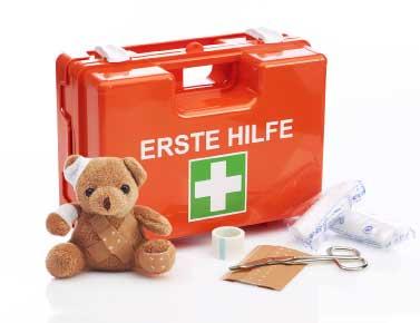 Erste Hilfe Ausbildung der DiG GmbH