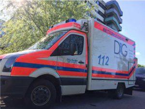 Notfalltraining in Gelsenkirchener Schockraum durchgeführt