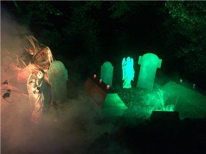 Halloween im Zoom
