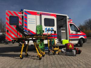 Sanitätsdienst für Betriebssanitäter, Brandsicherheitswache, Ausbildung zum Brandschutzhelfer, Sanitätscontainer : DiG GmbH Ulrichstr. 8, 45891 Gelsenkirchen 6