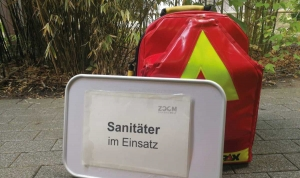 Sanitätsdienst Zoom Erlebniswelt