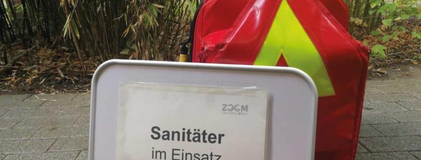 DiG GmbH – Rettung & Brandschutz, Hochkampstr. 68 c, 45881 Gelsenkirchen, Tel: 0209 930 446 30, Fax: 0209 930 446 39, info@dig-gruppe.de, Sanitätsdienst Zoom Erlebniswelt
