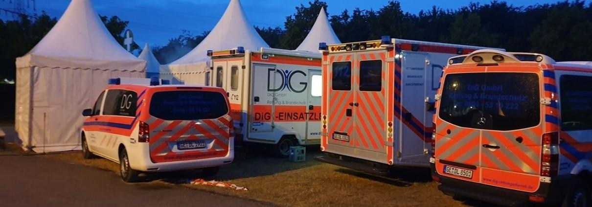 Rettungsdienst Event - Festival